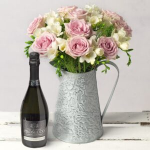 Prosecco and Roses
